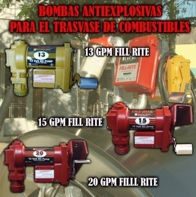 Bombas antiexplosivas