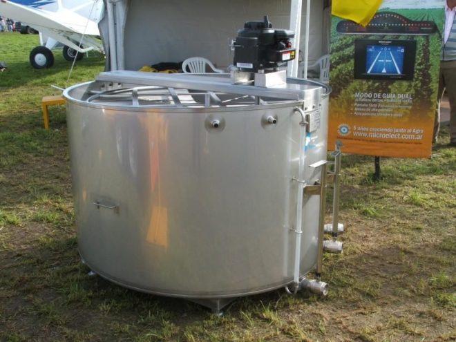 Mezcladores para agroquimicos 2