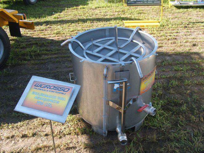 Mezcladores para agroquimicos 8
