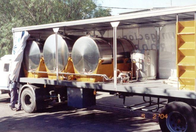 Tanques para combustibles 10