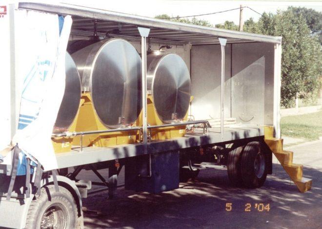 Tanques para combustibles 13