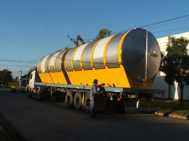 Tanques para combustibles 14