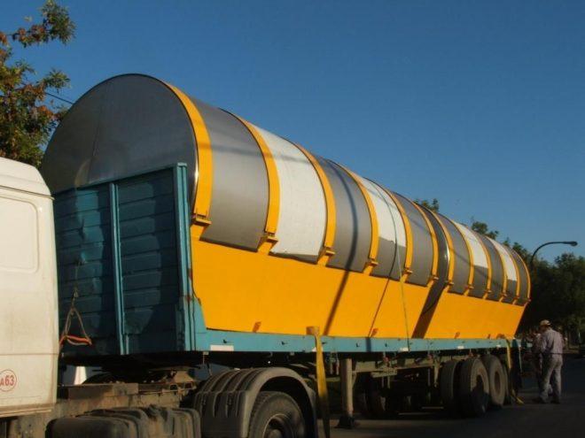 Tanques para combustibles 15