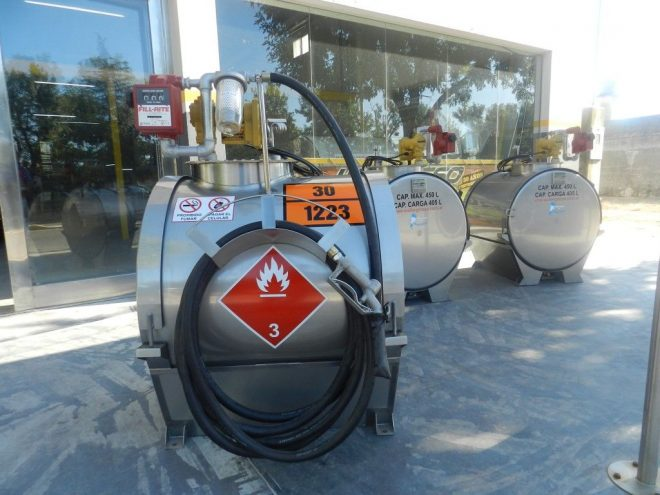Tanques para combustibles 30