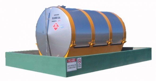 Tanques para combustibles 4
