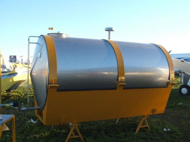 Tanques para combustibles 5