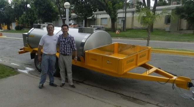 TRAILER 4000 LTS - POR INTERMEDIO BANCO NACION