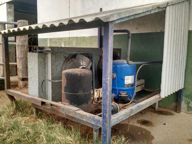 Equipo de frío usado