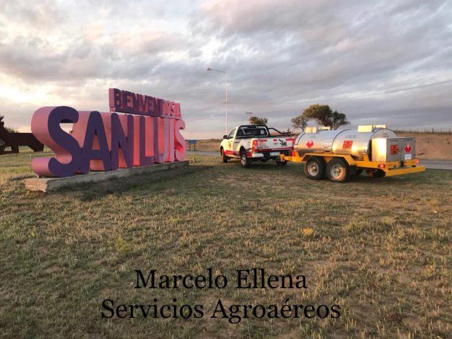Marcelo Ellena Servicios Agroaéreos